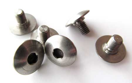 DURA ACE TI CLEAT BOLTS